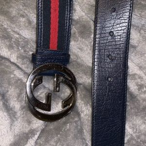 Authentic Gucci belt USED